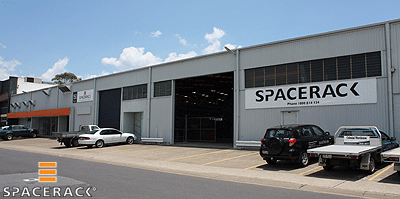 Spacerack, Pallet Racking, Brisbane, Australia
