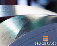 Spacerack uses Australian Steel in the manufacture of warehouse racking