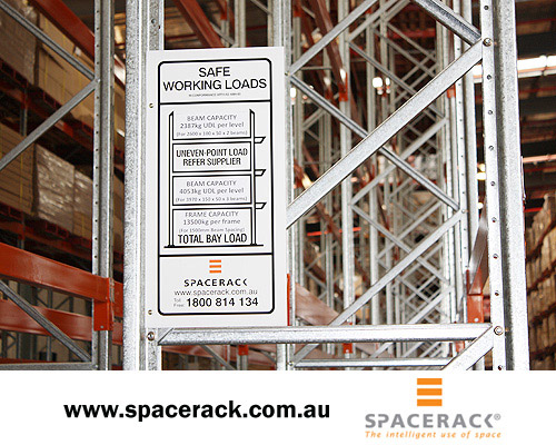 Certify Pallet Racking in Brisbnane, Queensland, Australia