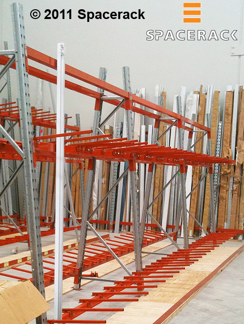 Customised Racking A Frame Racking